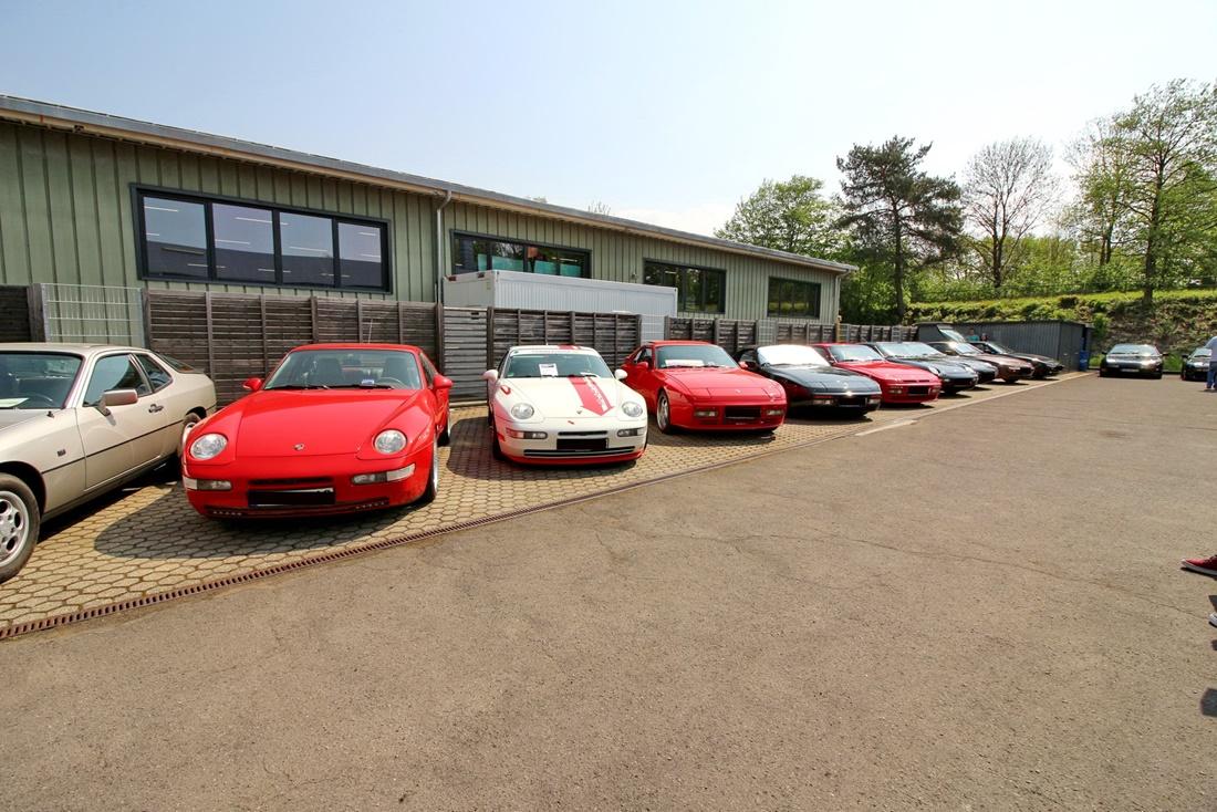 Porsche 924 944 968 928 Transaxle Reparatur Und Restauration